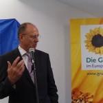 Dr. Jörg Schöning, Europaminister des Landes Thüringen