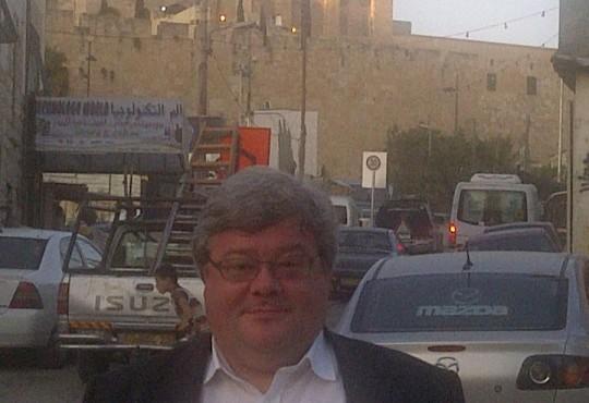 Impression aus Jerusalem (II): Al Aqsa von Silwan aus gesehen